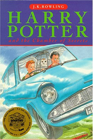 Harry Potter and the Chamber of Secrets (UK) (Paper) (2)