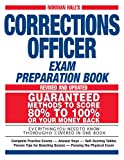 img - for Norman Hall's Corrections Officer Exam Preparation Book (Norman Hall's Corrections Officer Exam Preparation Book) book / textbook / text book