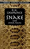 Snake and Other Poems (Dover Thrift Editions)