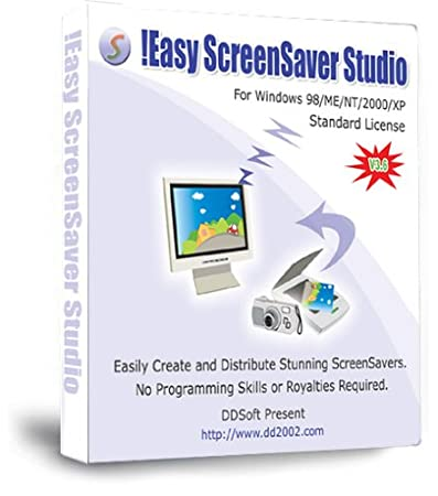 Easy ScreenSaver Studio