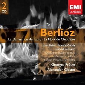 Berlioz: La Damnation de Faust - La Mort de Cl�opatre