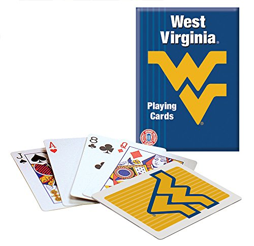 West Virginia Playing Cards - 1