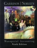 Managerial Accounting (0072397861) by Ray H. Garrison