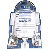 Hallmark Star Wars Birthday Party Invites 'Best Party in the Galaxy' - Medium (pack of 20)