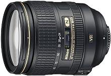 Comprar Nikon AF-S 24-120mm F4 ED VR - Objetivo para Nikon (distancia focal 36-180mm, apertura f/4, zoom óptico 5x,estabilizador) color negro