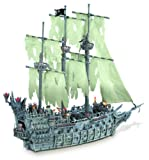 Mega Bloks Pirates of the Caribbean Flying Dutchman