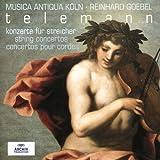 Telemann: String Concertos