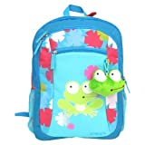 Embark Pet Pals Frog Backpack thumbnail