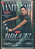 img - for Vanity Fair Magazine (October, 2016) Bruce Springsteen Cover book / textbook / text book
