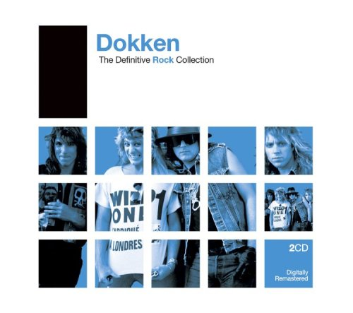 DOKKEN - The Definitive Rock Collection (2CD) - Zortam Music