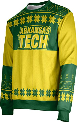 ProSphere Adult Arkansas Tech University Ugly Holiday Jingle Sweater