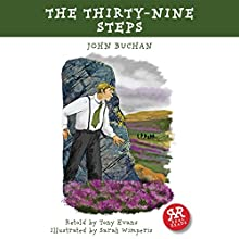 The Thirty Nine Steps (       ABRIDGED) by John Buchan, Tony Evans Narrated by Rob Penman