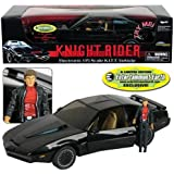 Diamond Select - Knight Rider Model 1/15 KITT with Michael Knight Exclusive 33 cm