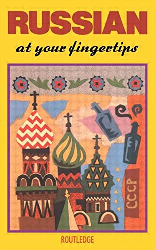 Russian at your Fingertips (The Fingertips Series)