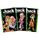.Hack, Vol. 1-3 Bundle (1598160737) by Rei, Idumi