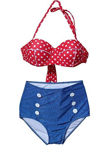 uerescha-chic-fascinating-womens-vintage-polka-dot-high-waist-bikini-swimsuit-color16us-masian-l
