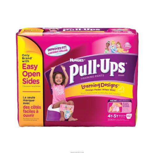 Huggies Pull-Ups - Training Pants [Huggies Pullup Trnpnt G 4T-5T] front-1045013