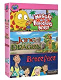 Nelvana Kids: Maggie and the Ferocious Beast/ Jane and the Dragon/ Brace Face [DVD]