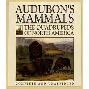 Audubon's Mammals: The Quadrupeds of North America