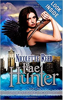 Fae Hunter (The Soulstealer Trilogy) - Nicolette Reed