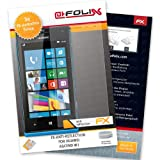 AtFoliX Premium Display Protection Film Anti-Reflective for Huawei Ascend W1 Pack of 3