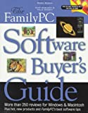 The Family PC Software Buyer's Guide (The Familypc Series)