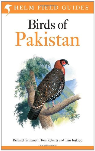 Birds of Pakistan Book Cover