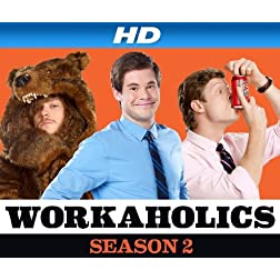 Workaholics Season 2 [HD]