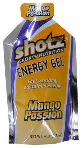 shotzショッツエナジージェル マンゴーパッション味