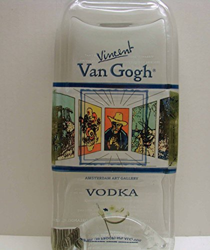 vincent-van-gogh-vodka-bottle-slumped-flat-for-cutting-board-cheese-tray-or-trivet