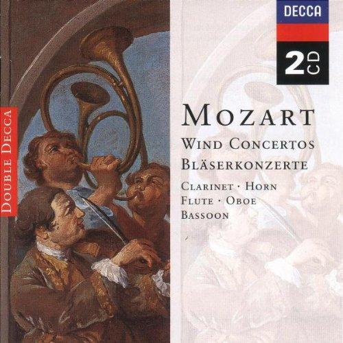 Mozart: concertos pour vents 51FGdxxhUxL