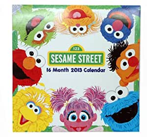 International Greetings, USA 2013 Sesame Street Wall Calendar (IG57274)