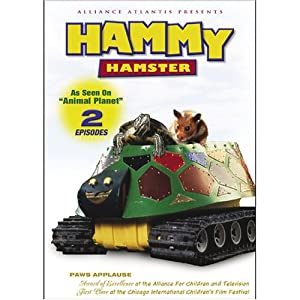 Hammy the Hamster: Hammy Finds the Riverbank/The Boothouse