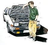 1/24 頭文字(イニシャル)Dシリーズ No.05 藤原拓海 86トレノ 第1巻仕様