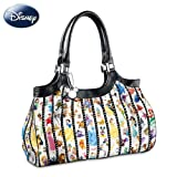 Forever Disney Shoulder Bag by The Bradford Exchange
