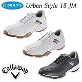 (キャロウェイ) Callaway MENS Urban Style 15 JM (メンズ) アーバンスタイル ゴルフシューズ 2015年モデル 2015年カタログ商品 ゴルフ用品 ランキングお取り寄せ