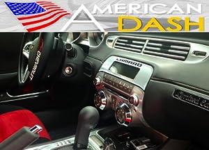 Chevrolet Chevy Camaro Interior Brushed Aluminum Dash Trim Kit Set 2010 2011 2012