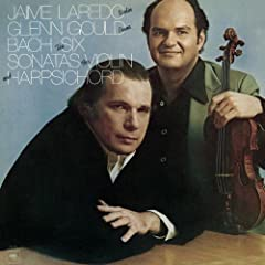 Bach: The Six Sonatas for Violin and Harpsichord