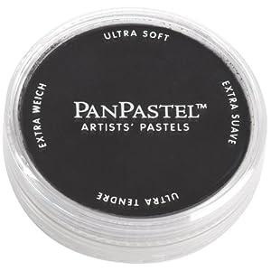 PanPastel Ultra Soft Artist Pastel, Black