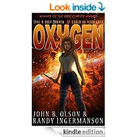 Oxygen: A Science Fiction Suspense Novel