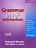 img - for Grammar in Use Intermediate: Self-study Reference and Practice for Students of North American English - with Answers book / textbook / text book