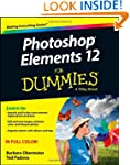 Photoshop Elements 12 For Dummies (Fo...
