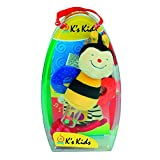 Hamleys Stick Rattle - Clever Bee, Multi Color