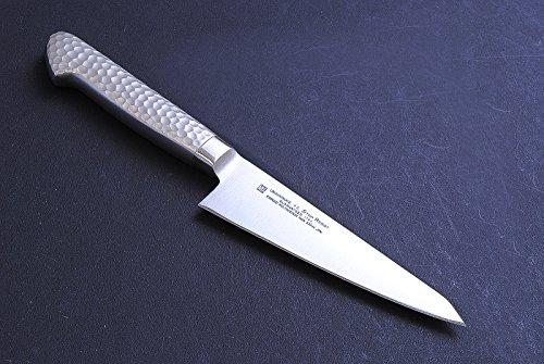 Yoshihiro Sr-1 150Mm Stain-Resistant Steel Sabaki/Honesuki Japanese Chef Knife, 5.75-Inch