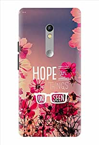 Noise Printed Back Cover Case for Motorola Moto X Play