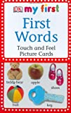 img - for My First Touch & Feel Picture Cards: First Words (MY 1ST T&F PICTURE CARDS) book / textbook / text book