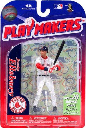 MLB Boston Red Sox McFarlane 2012 Playmakers Series 3 Jacoby Ellsbury Action Figure