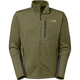 The North Face Canyonlands Full-Zip Jacket - Men\'s Scallion Green Heather, S