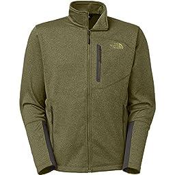 The North Face Canyonlands Full-Zip Jacket - Men\'s Scallion Green Heather, S