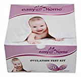 Easy@Home branded 50 Ovulation (LH) and 20 Pregnancy (HCG) Tests